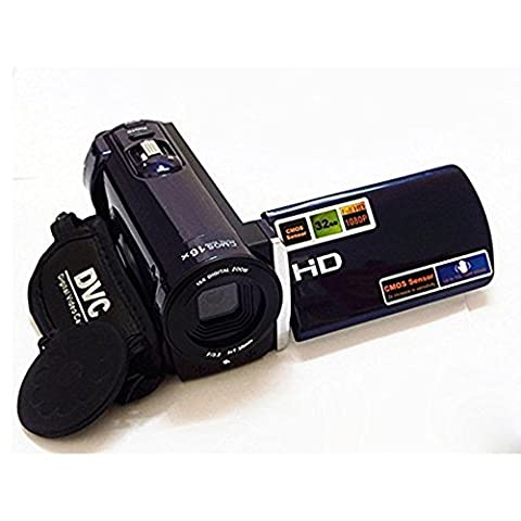 Video Camera,Stoga Puto STD002 16MP Digital Camcorder Video Recorder Mini