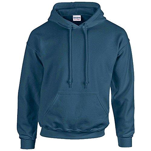 Gildan - Unisex Kapuzenpullover 'Heavy Blend' , Indigo Blue, Gr. L (Sport-halloween-kostüme Frauen Für)