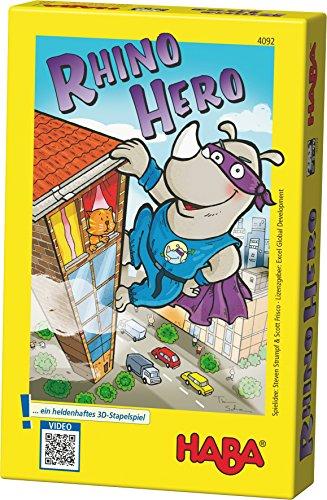 Haba Juego De Cartas Rhino Hero 2 A En Amazon