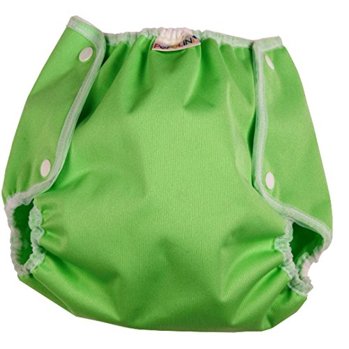 Popolini Vento S 3-6kg copripannolino, maggiore COMFORT elastico al ventre-traspiranti e gamba, che consentono un semplice überziehen.