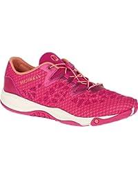 Merrell Women s All Out Shine II Running Shoes Fuchsia B M US Fuchsia 9.5 B(M) US