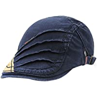 Mostrar sólo productos SUNNSEAN Gorras · Bobury Hombres Mujeres Doblar  Boina Vendedor de periódicos Plano conducción Causal Sombrero al Aire Libre  Sombreros b341c947ebd