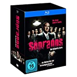 Sopranos - Die komplette Serie (exklusiv bei Amazon.de) [Blu-ray]