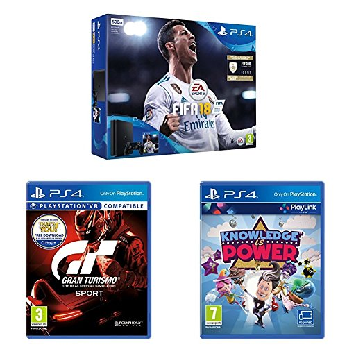 Sony-PlayStation-4-500GB-with-FIFA-18-Gran-Turismo-Sport-Knowledge-is-Power