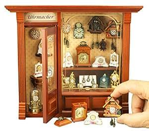 M.W.Reutter Porzellan - Clock Shop: Amazon.co.uk: Kitchen
