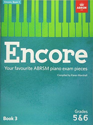 Encore: Book 3, Grades 5 & 6 Cover Image