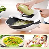 SEESEE.U Cuisine Multi-Fonctions Sécurité des légumes Pomme de Terre Fruits Rapide Shredder Cuisine Drain Basket Drain Gadget Gadget