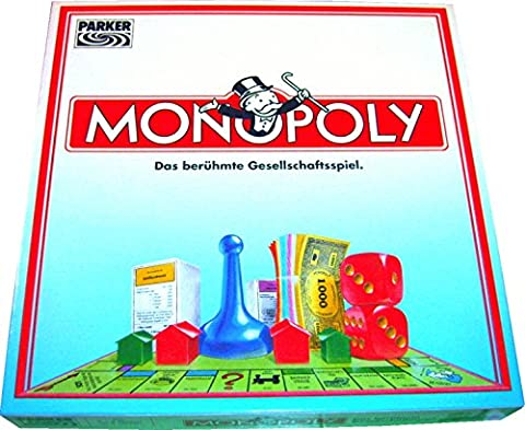 PARKER Monopoly Standard