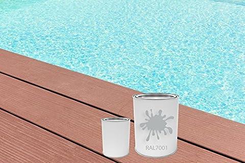 Peinture Plastique Piscine Polyester Pool Différentes Couleurs   BEKATEQ LS-405