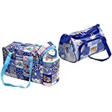 Annapurna Sales Baby Diaper Bag With Bottle Warmers Or Baby Diaper Bag For Mother Or Nappy Changing Bag With 2 Bottle Warmers Combo Set Of 2 Pcs. - Pink (Unisex)