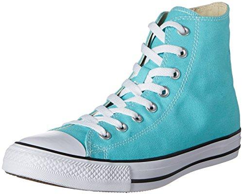 Converse Unisex-Erwachsene Chuck Taylor All Star Hohe Sneaker Blau (Light Aqua) 38 EU (Schuhe Türkis Converse)