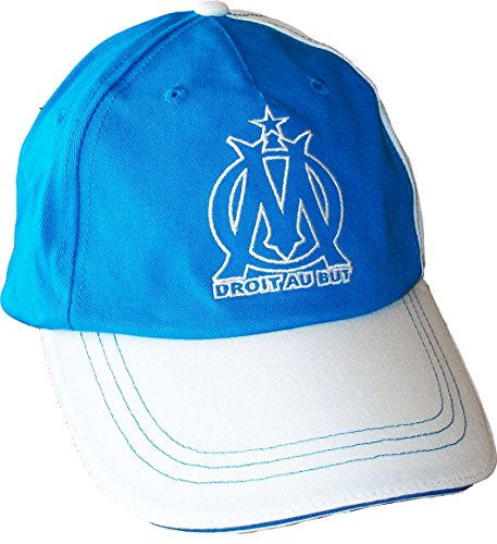OLYMPIQUE DE MARSEILLE Casquette OM - Collection officielle Taille r?glable