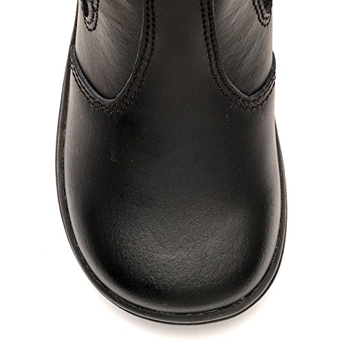 Chipmunks Jungen Callum2 Kurzschaft Stiefel, 12 W x 26L Black (Black 200)