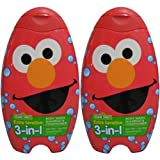 Best Elmo 1 - Sesame Street Elmo Extra Sensitive 3-in-1 Body Wash Review