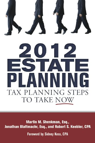 2012-estate-planning-english-edition