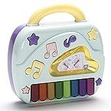 Eureka Kids-15321853 Telefono Piano 2 en 1 Eurekakids 15321853