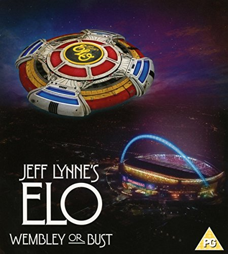 Jeff Lynne'S Elo - Wembley Or Bust (2 CD/1 Blu-Ray