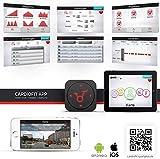 SportPlus Ergometer mit App-Steuerung und Google Street View, Bluetooth Brustgurt kompatibel, Benutzergewicht bis 110 kg, 9 kg Schwungmasse, SP-HT-9500-E - 6