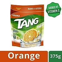 Tang Orange Flavoured Juice, 375 gm