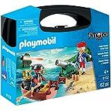 Playmobil - Maletín Grande Pirata y Soldado (9102)