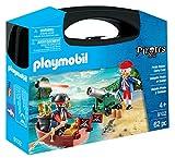 Playmobil-Valigetta Pirata e Soldato, 9102