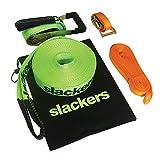 Slackers 50-Feet Slackline Classic Set W...