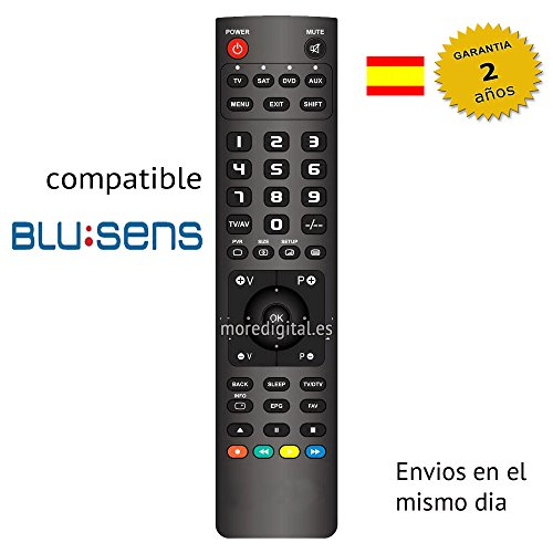Mando distancia Especifico Television Tv blusens Modelo