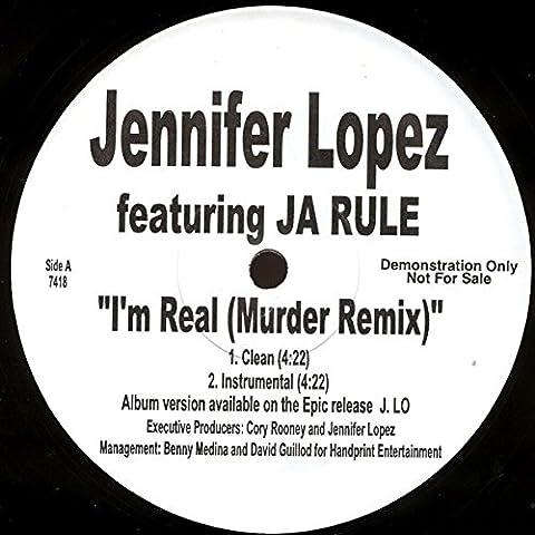 I'm Real (Murder Remix)