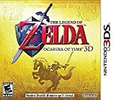 3DS LEGEND ZELDA OCARINA TIME by NIN