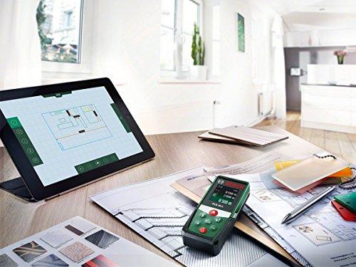 Bosch Entfernungsmesser Plr 30 : Bosch digitaler laser entfernungsmesser plr c app funktion x