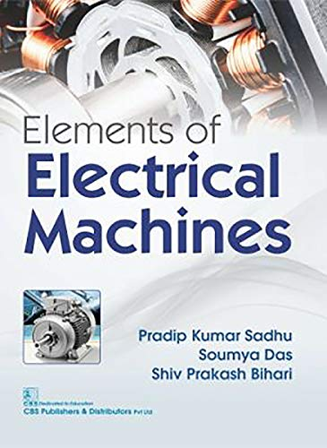 ELEMENTS OF ELECTRICAL MACHINES (PB 2020)