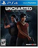 Uncharted:The Lost Legacy - PlayStation 4