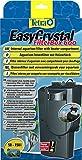 Tetra EasyCrystal Filter Box 600 Aquarium-Innenfilter, mit Heizerfach für kristallklares gesundes Wasser, geeignet für Aquarien von 50 bis 150 Liter