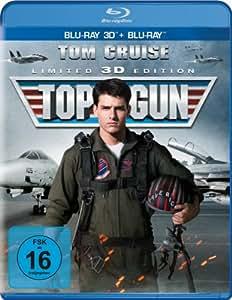 Top Gun 3d [Blu-ray] [Import anglais]