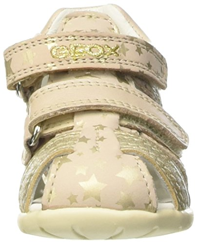 Geox B Kaytan G, Chaussures Premiers pas bébé fille Beige (C0871)
