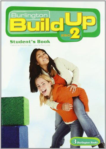 Build Up 2 Student Book 2º ESO