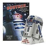Hallmark Star Wars Geburtstagskarte für Bruder