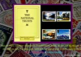The NATIONAL TRUSTS 1981 British Post Office Mint Collector Stamps in Presentation Pack Number 127 * MNH * No. of Stamps: 4 * Guaranteed Brand New, Well-Packaged, Gift-Wrapped Free