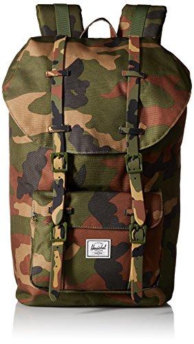 Herschel Little America Rucksack Camouflage, OneSize