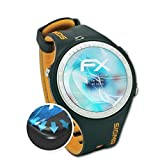 atFoliX Sigma PC 25.10 Folie - 3 x FX-Curved-Clear Flexible Schutzfolie - vollflächiger Schutz bis Zum Rand