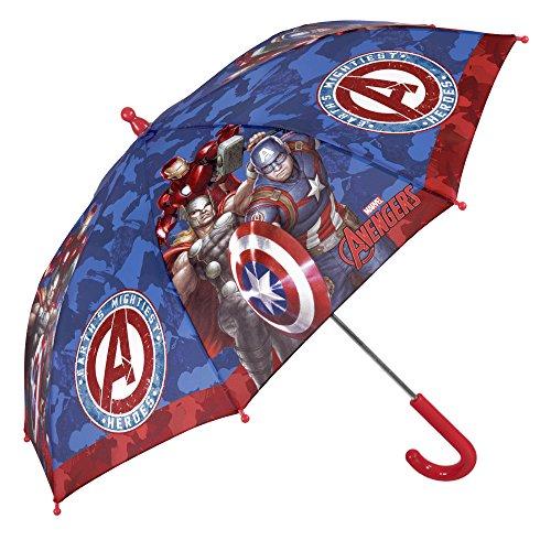 Paraguas Largo Marvel Los Vengadores Niño Capitán