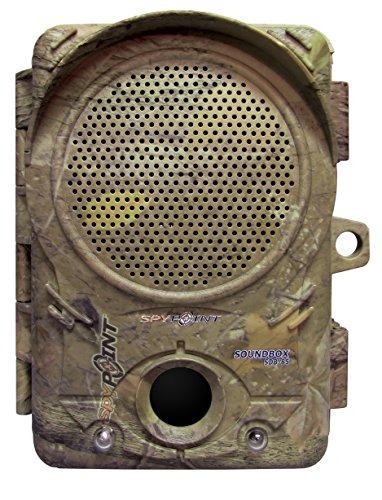 SpyPoint Einbruchschutz Soundbox SDB-85 Wrls Audio