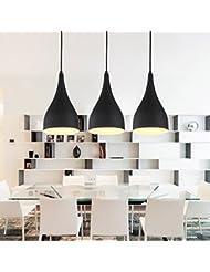 Collector Vintage industriales techo lámpara colgante para cocina, salón, dormitorio, Cafe, restaurante, comedor decoración 160mm