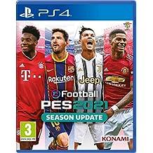 eFootball PES 2021 Season Update (PS4) - UAE NMC Version