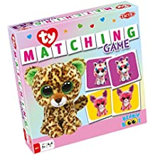 Tactic Games Ty Beanie Boos Matching Game by Tactic Games