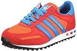adidas Originals G51175 - Zapatillas de mezcla para niño rojo, color Rojo, talla 38 2/3 EU