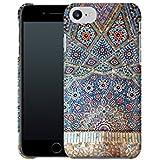 Handyhülle mit Fotografie-Design: iPhone 7 Hülle / aus recyceltem PET / robuste Schutzhülle / Stylisches & umweltfreundliches iPhone 7 Case - Apple iPhone 7 Schutzhülle: Iranian Mosaic von Omid Scheybani
