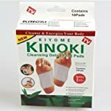 Kinoki Detox Foot Patches with 10Pads & ...