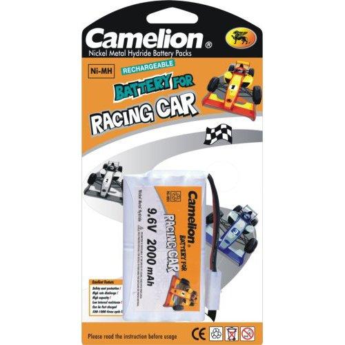 Camelion 17300106 RC Akku NI-MH für ferngesteuerte Autos RC908E/ 8NH-AA2000SK2/ 9,6V - 1 Stück