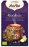 Yogi Tea Té Rooibos - 17 unidades